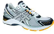 Asics Men's Gel Foundation 10 white onyx yellow